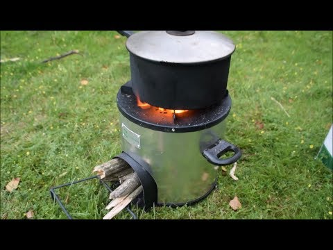 Greenway Appliances Jumbo Wood Stove Review