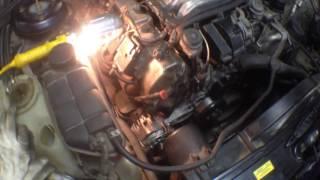 Снимаем генератор и проверяем проводку.(, 2016-05-10T19:03:09.000Z)
