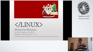 Introduction to Linux - Singapore Linux Meetup Group