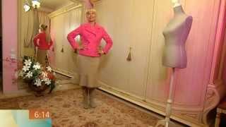 Как сшить юбку карандаш. Классическая юбка(Видео о том, как сшить классическую юбку карандаш с воланом. Видео урок от Ольги Никишичевой ПОДПИШИТЕСЬ:https..., 2015-09-11T12:55:24.000Z)