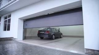 видео Безопасность эксплуатации гаражных ворот