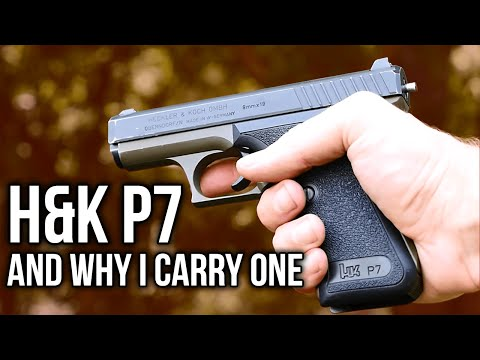 The H&K P7 (And Why I Carry One)