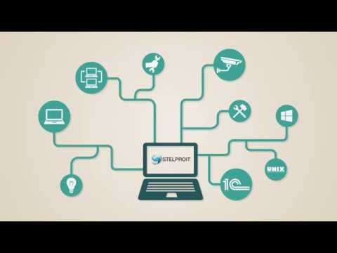 STELPROIT   ИТ услуги   IT аутсорсинг   Обслуживание компьютеров