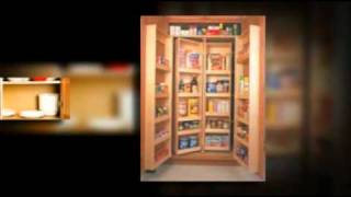 2 Kitchen Pantry Shelving Units.mp4