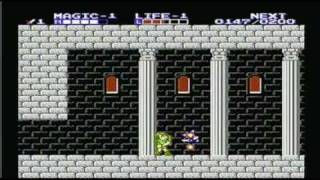 Zelda 2 The Adventure of Link Part 1 / One long year and your time has come.