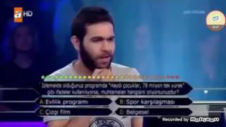 KIM MILYONER OLMAK ISTER ADAM KUFUR ETTI