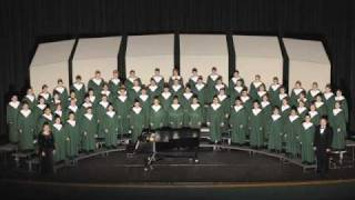 Provo High Concert Choir - I Couldn't Hear Nobody Pray