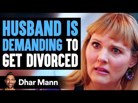 Husband Demands A Divorce, He Lives To Regret Every Word | Dhar Mann