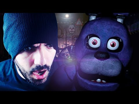ASÍ ATACAN FREDDY, BONNIE, CHICA, FOXY... EN FIVE NIGHTS AT FREDDY'S ULTIMATE CUSTOM NIGHT !!