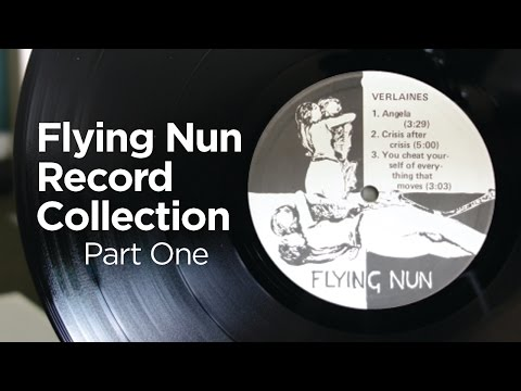 Flying Nun Vinyl Collection : Part One - Label Overview