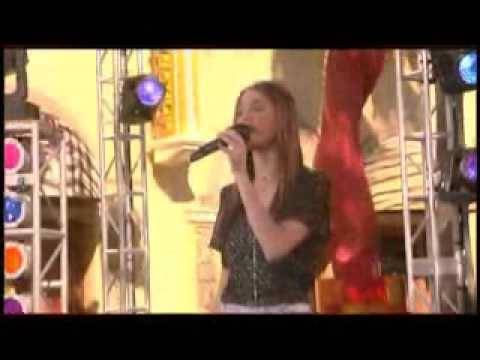 Christy Carlson Romano - Colors Of The Wind (Music Video!)