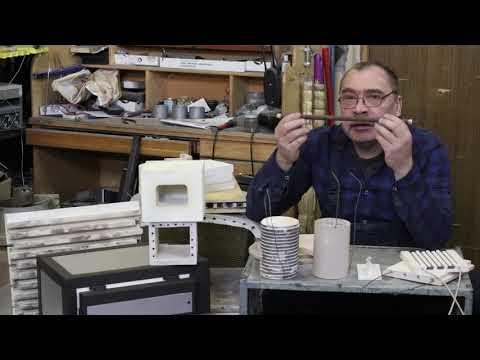 Высокотемпературная керамика своими руками