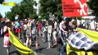Karneval der Kulturen 2014 [Amnesty Berlin]
