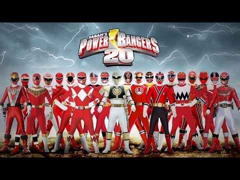 Power Rangers - Nightmare in Amber Beach