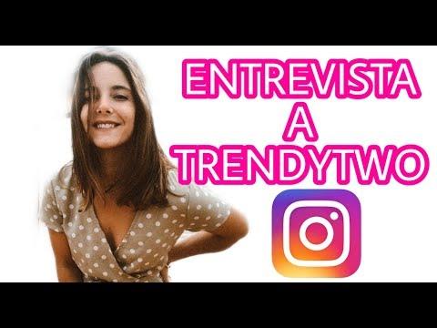 NURY CALVO Y Su Enfado Con TRENDYTWO📸 Entrevista A Marta