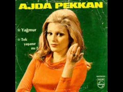 Ajda Pekkan - Tek Yaşanır mı mp3 indir