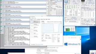 Intel Core i7 6700 CPU Temperature Heat Stress and Torture Test
