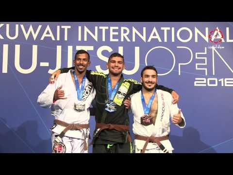 Kuwait International Jiu-Jitsu Open Gi 2016 | Awarding Ceremony
