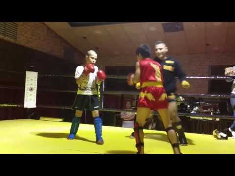 Rawand Kickboxing VS Mhamad Jitli