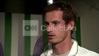 TEN: ANDY MURRAY 1-ON-1