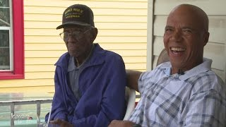 Oldest living WWII veteran needs help staying in E. Austin house