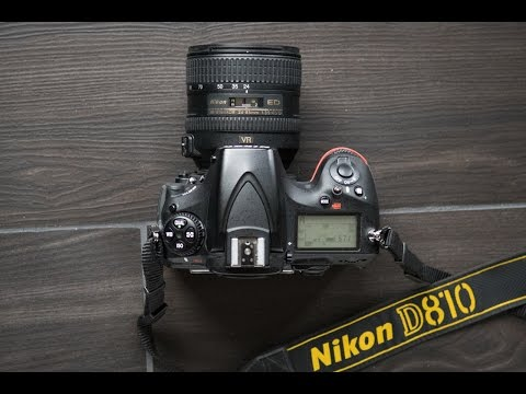 Nikon D810 and 24-85mm - What I'm Shooting This Week