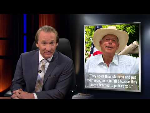 """Real Time with Bill Maher: New Rule – """"Real American"""" Heroes (HBO)"""