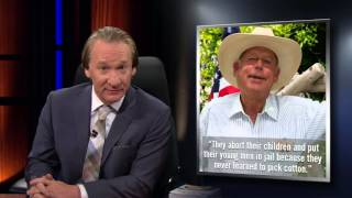 real time with bill maher new rule real american heroes hbo