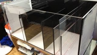 Diy Sump/refugium (5 Chamber) - Part 2