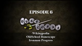 Wikingpedia - OSRS Ironman Progress 6 - No way!?