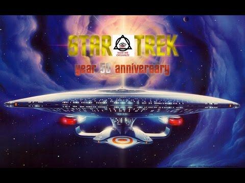 Star Trek NWO Illuminati Symbolism