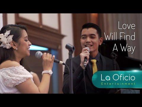 Love Will Find A Way - Kenny Lattimore & Heather Headley (Cover) by La Oficio Entertainment, Jakarta