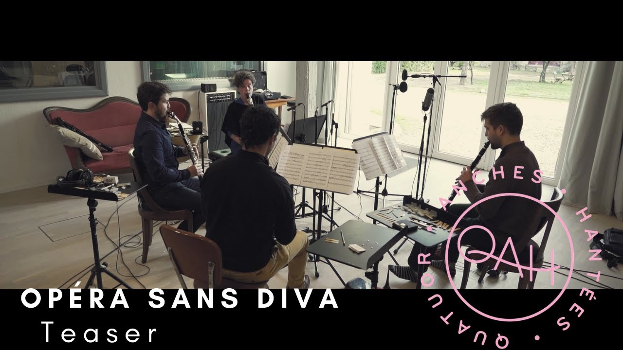 Opéra Sans Diva - TEASER - QAH
