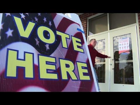 South Carolina begins voting in Republican primary