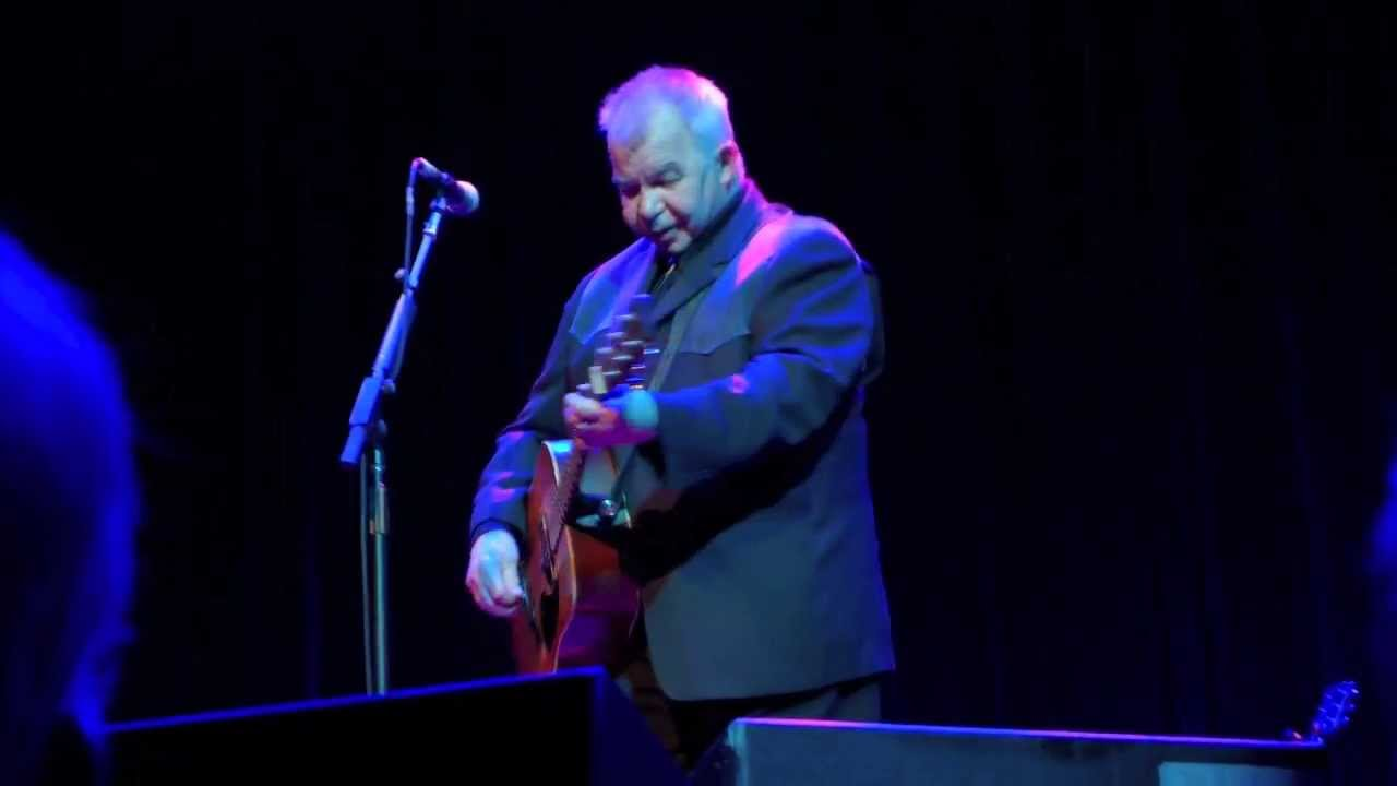John Prine, Christmas in Prison - YouTube