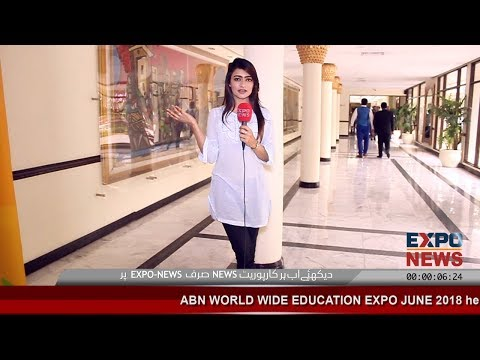 ABN Overseas Education Expo Study Abroad Scholarships Foreign Universities Consultants in Pakistan