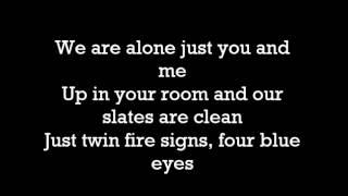 State of Grace (Acoustic) - Taylor Swift (Lyrics)