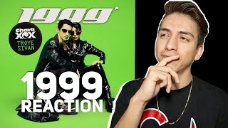 Charli XCX & Troye Sivan-1999 |E2 reacts Video