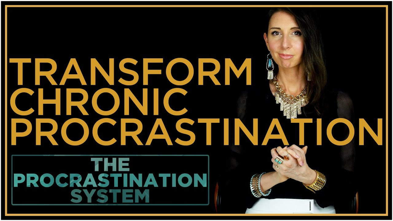Chronic Procrastination & How To Transform It | THE PROCRASTINATION SYSTEM (An Invite)