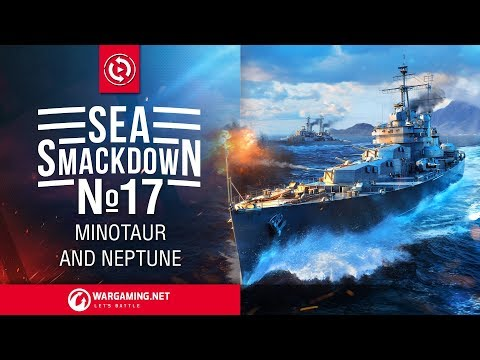 World of Warships - Sea Smackdown #17