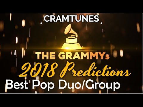 2018 GRAMMYs Best Pop Duo/Group Performance Nominees Prediction