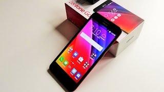 Asus ZenFone Go (ZC500TG) Unboxing & First Look