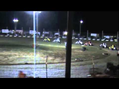 Miami County Speedway Non-Wing Feature 9/17/2011
