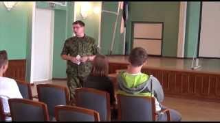 Infopäev 10.juuni 2014 Õhuväe õppekava