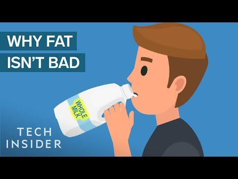 Why Eating Fat Won't Make You Fat