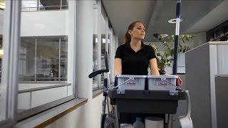 Тележка Виледа ВолеоПро - профессиональная уборка(, 2014-09-23T18:48:05.000Z)