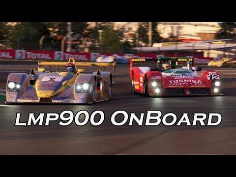 Project CARS 2 LMP900 Race Audi R8 LeMans OnBoard