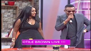 Otile Brown Surprises Brenda