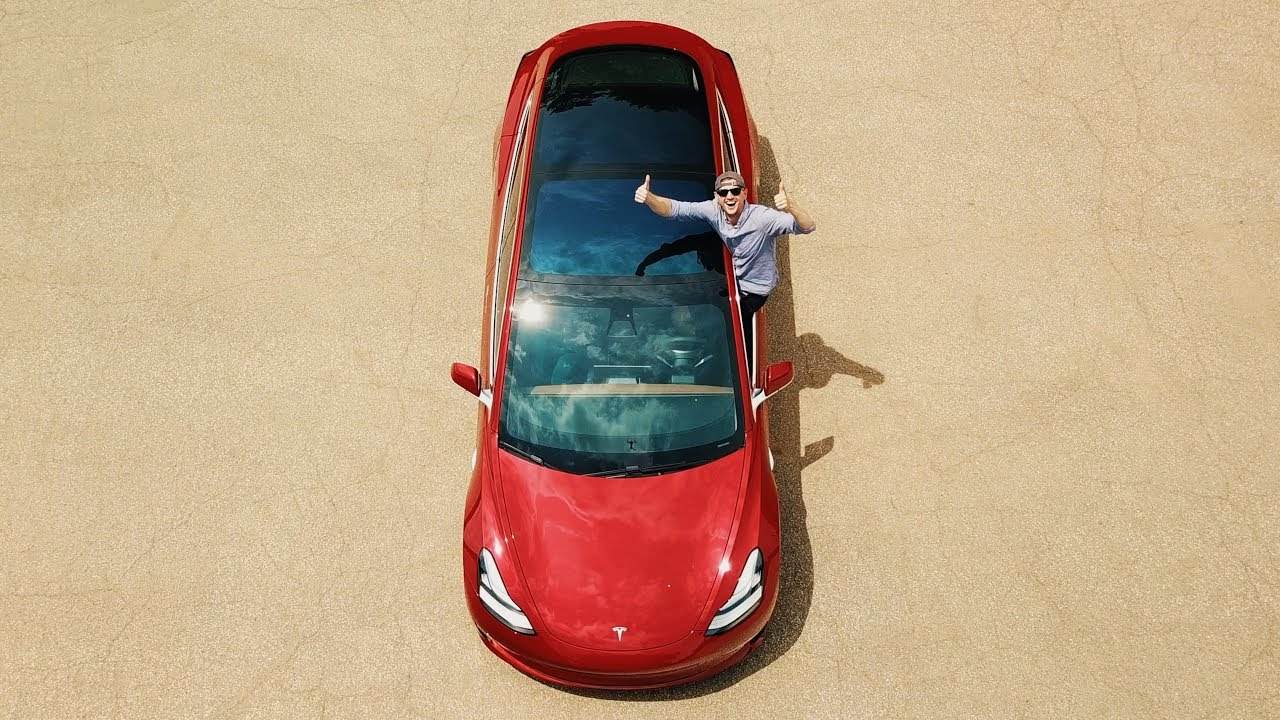 Tesla Model 3 Review: The BEST Car I've Ever Driven