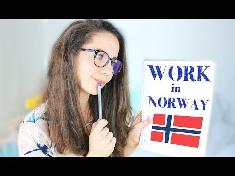 Facts about WORK IN NORWAY | Mon Amie